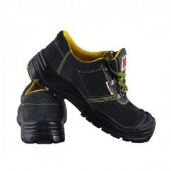 Buty bezpieczne z podnoskiem stalowym